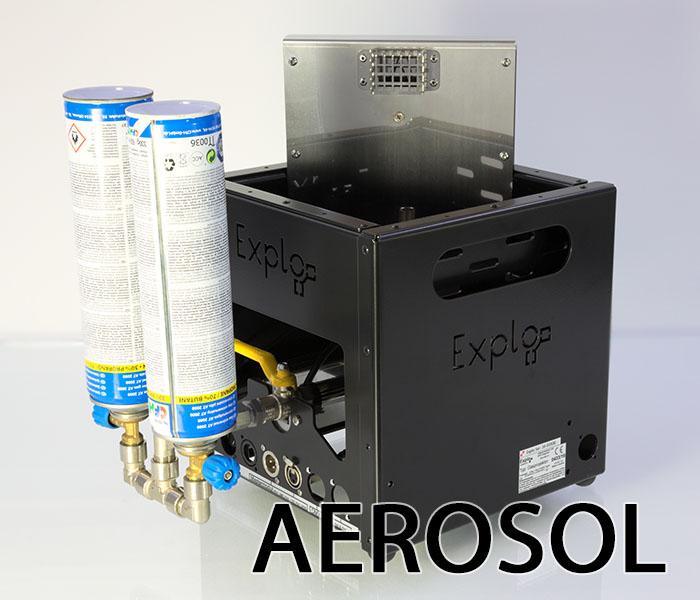 GX2_12V_Aerosol Vermietung