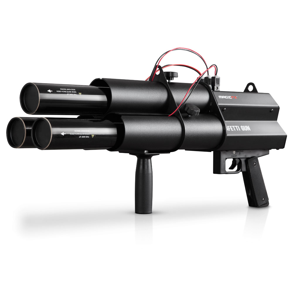 MFK Confetti Gun Vermietung